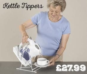 Cordless Kettle Tipper