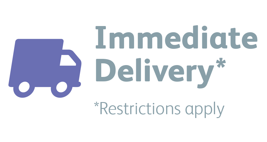 Immediate Delivery