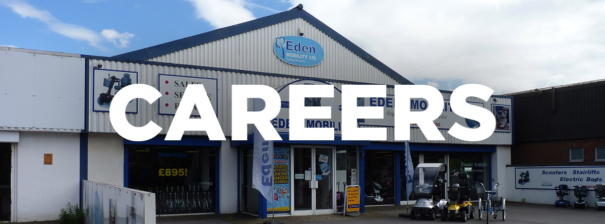 Careers at Eden Mobility
