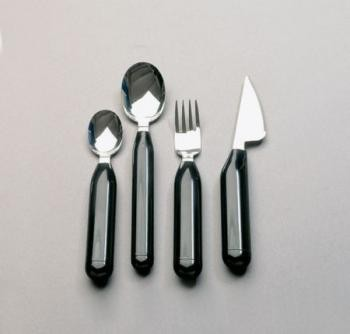 Cutlery with Thick Handles