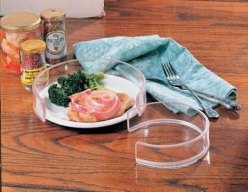 Invisible Plate Surround