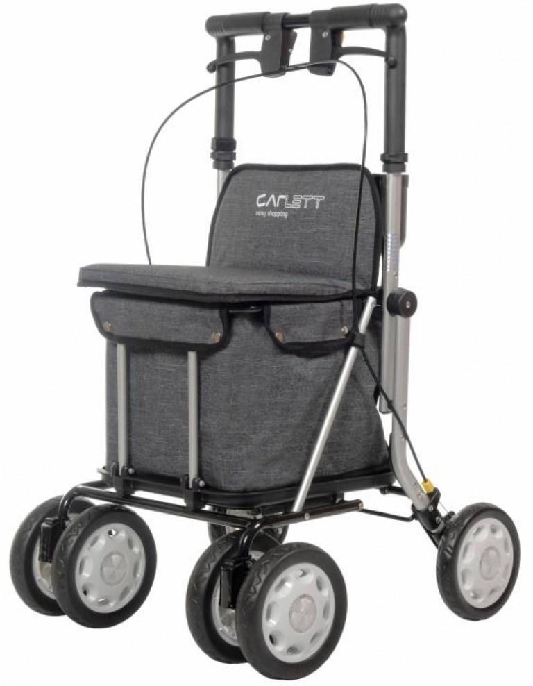 Carlett Shopping Rollator