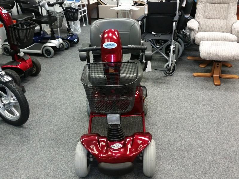 Strider Midi 4 Red