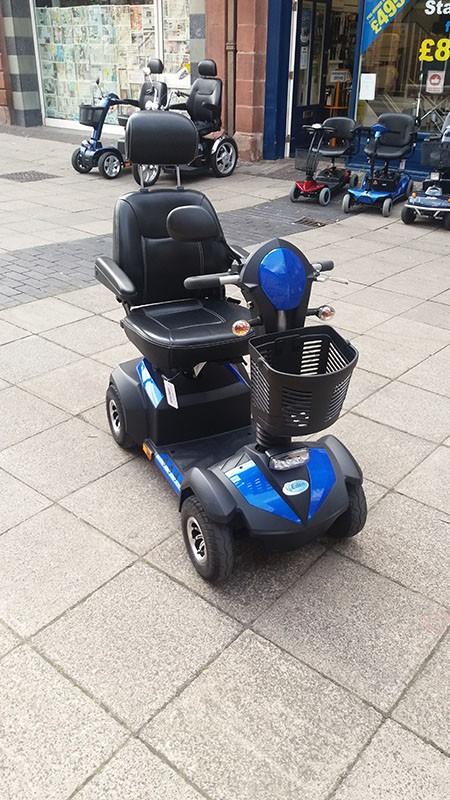 Drive Envoy Blue