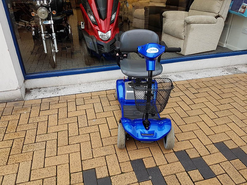 Kymco Mini LS Blue