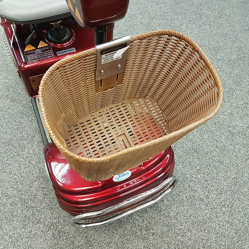 Shoprider Sov 4 Red