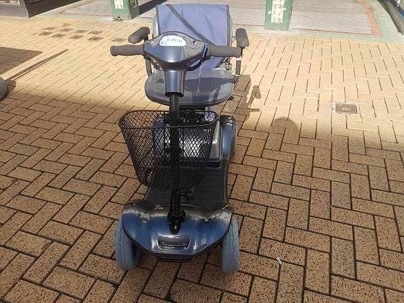 Kymco Mini S For U Grey