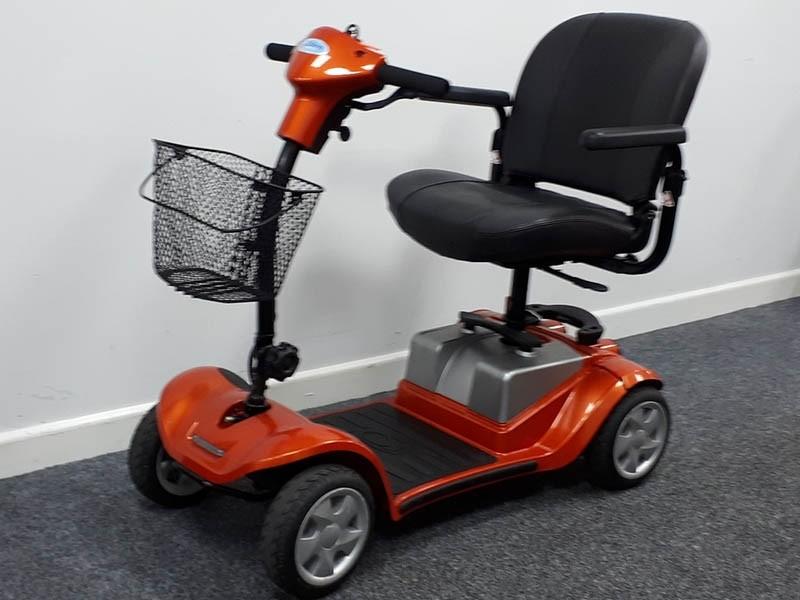 Kymco Mini LS Orange