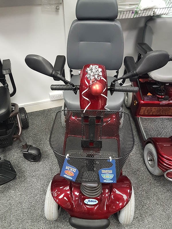 Days Midi 4d Plus Red