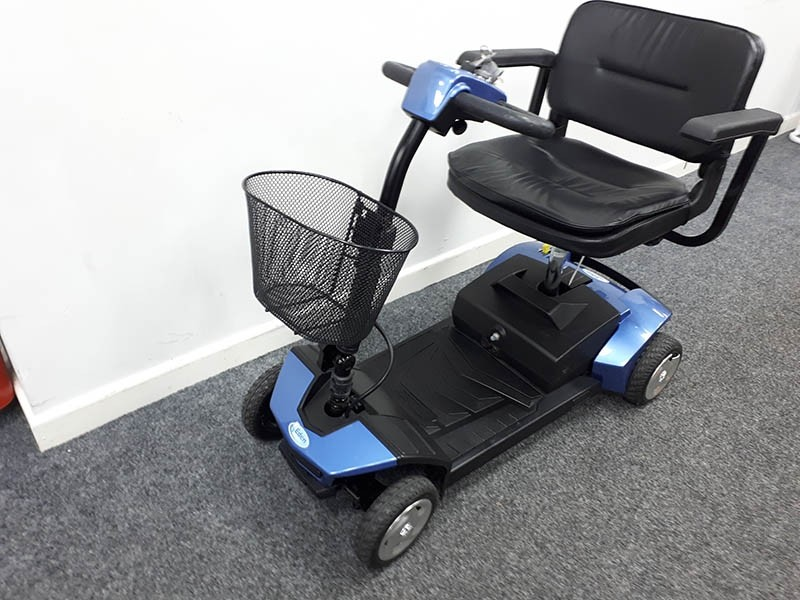 Tempo Scooter Blue
