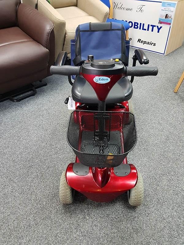 Eletric Mobility Eco 4