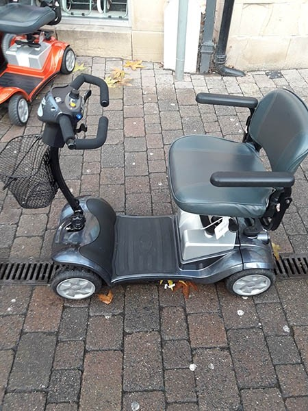 Boot Scooter