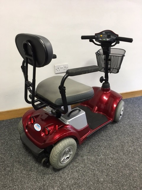 Kymco Mini For U Red