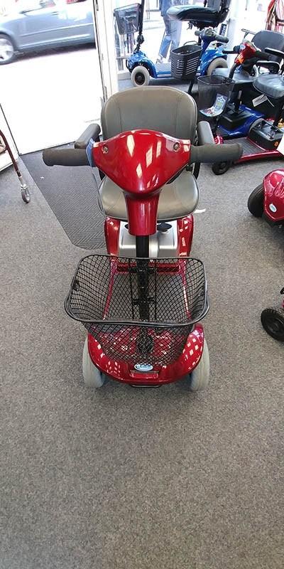 Kymco Mini S Red
