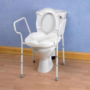 Stirling Elite Toilet Frame