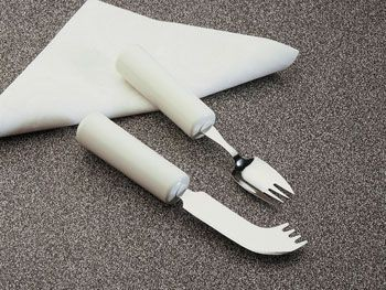 Queens One Handed Cutlery