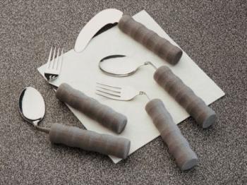 Lightweight Angled Cutlery