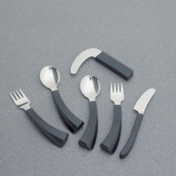 Angled Contoured Cutlery