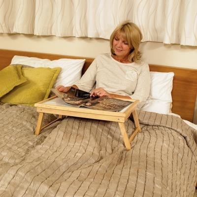 Adjustable Bed Tray