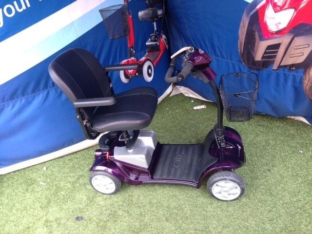Kymco Mini LS Purple