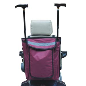 Crutch Back Bag