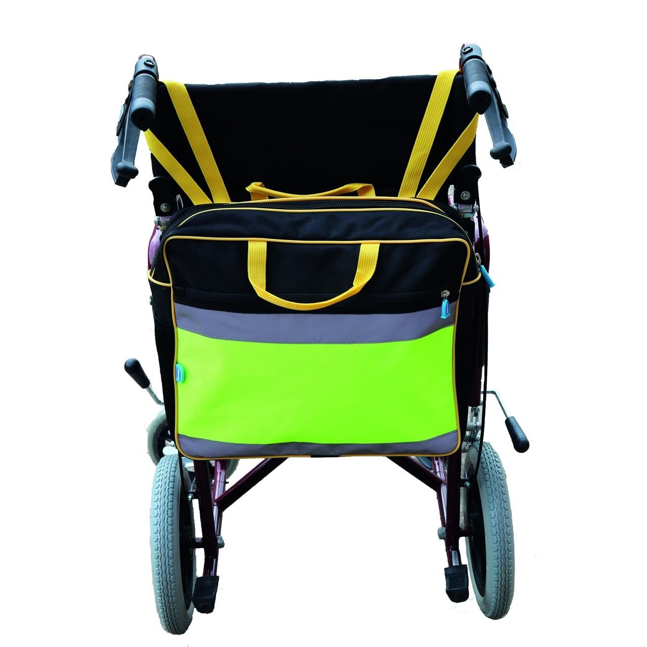 Deluxe Wheelchair Shopping Bag