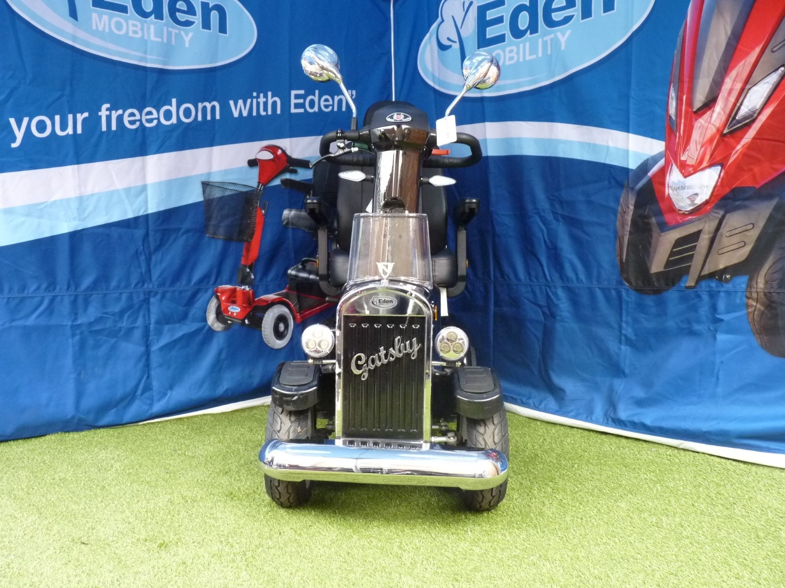 Eden Mobility Gatsby Black