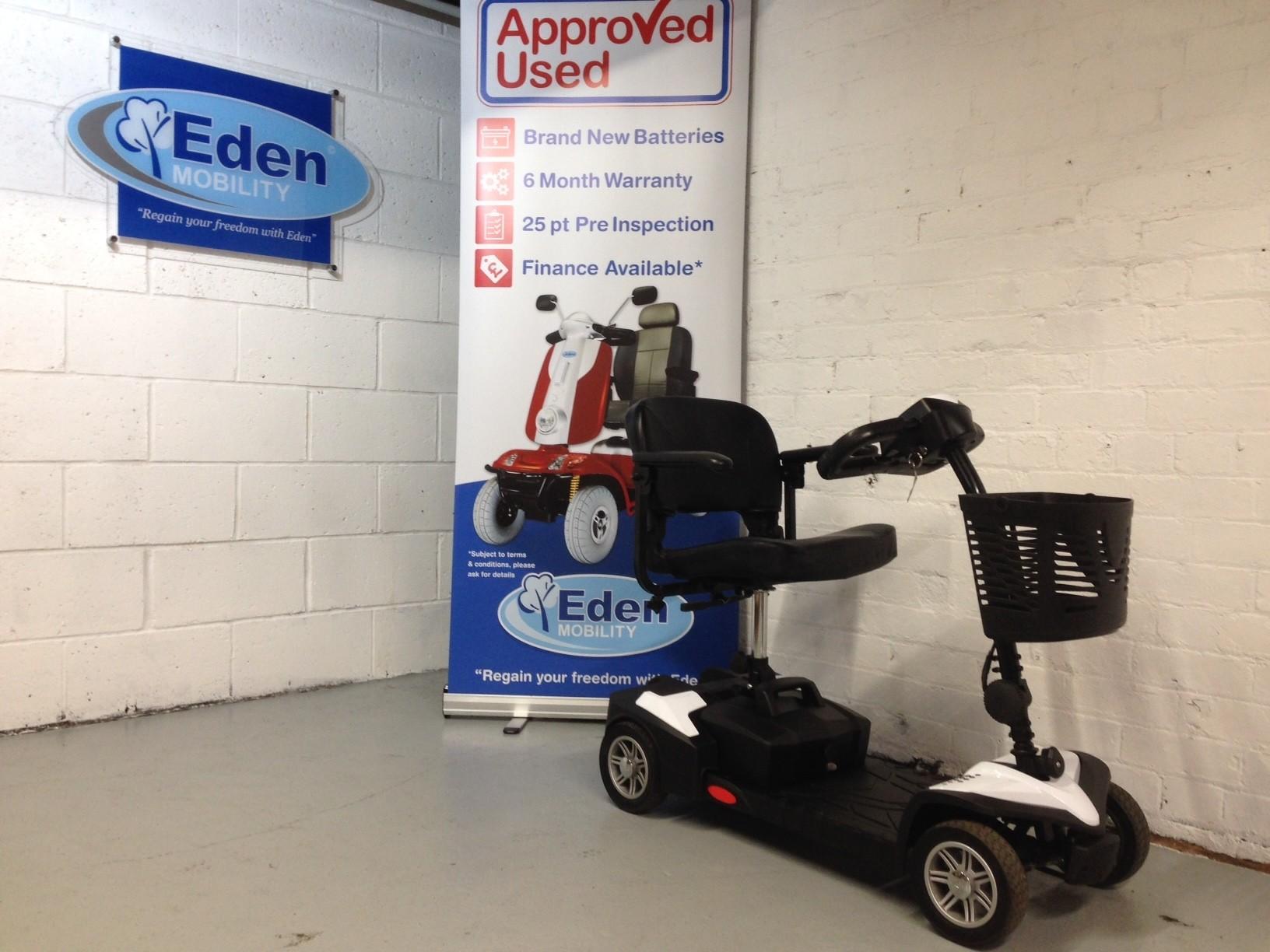 Eden Eco Boot White