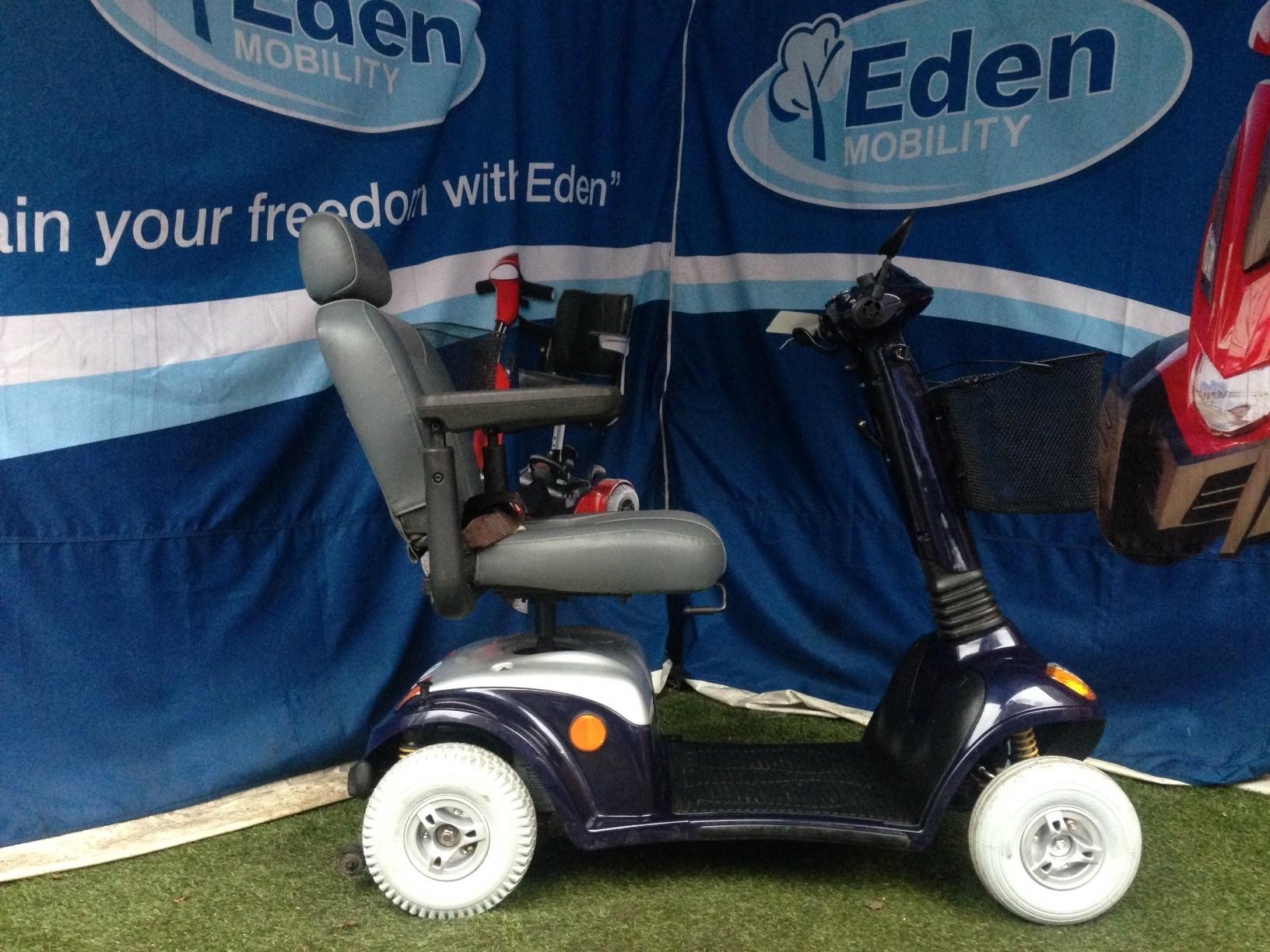 Days Strider Midi 4 Blue