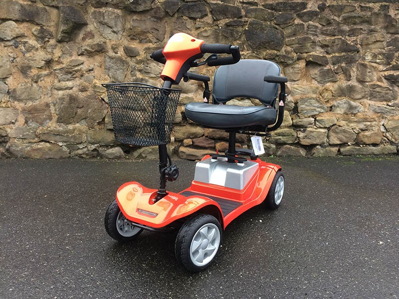 Kymco Mini Orange LS