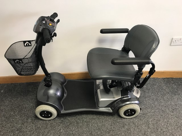 Kymco Bootmaster Grey