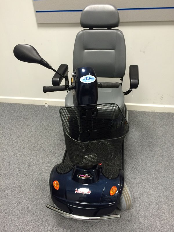 Freerider Mayfair  4wheel Blue