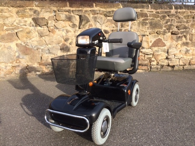Rascal 388xl Scooter Black
