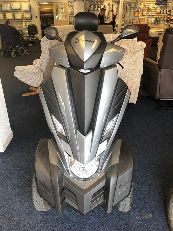 King Cobra Grey