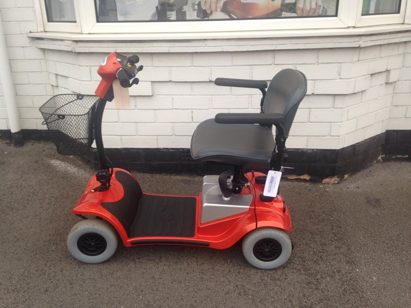 Kymco Mini S For U Orange