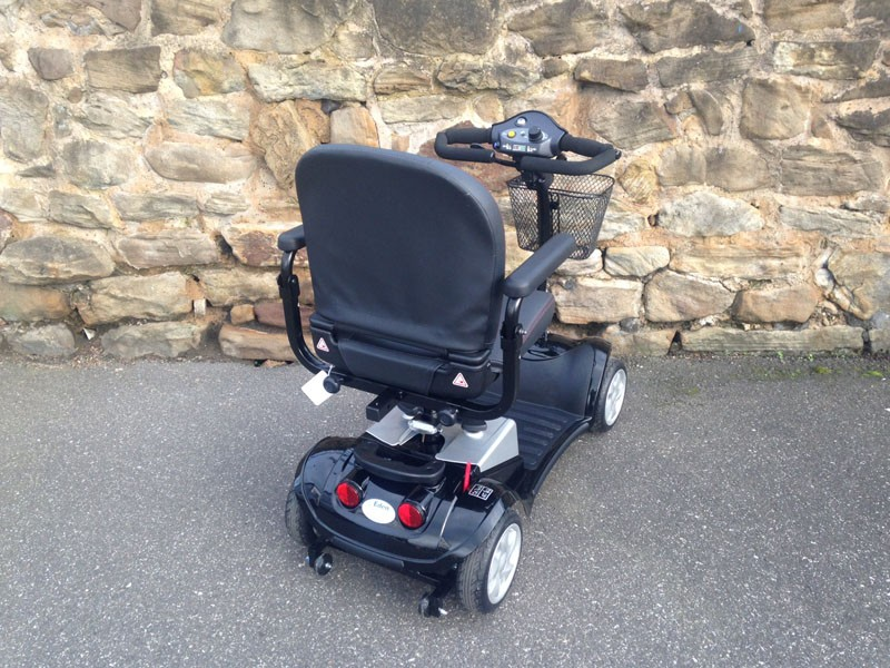 Kymco Mini LS Black