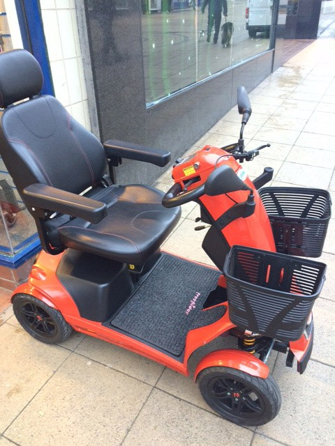 Freerider Fr1 Orange