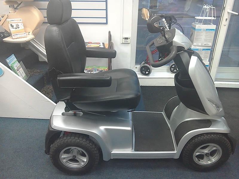 Eden St6 Silver4 Wheel
