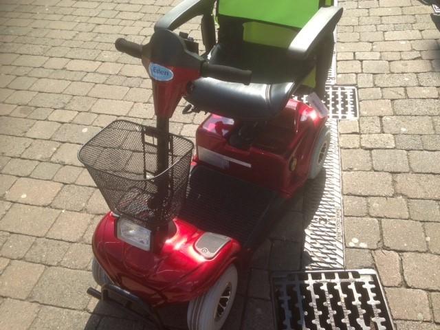 Wheeltech Monami Red