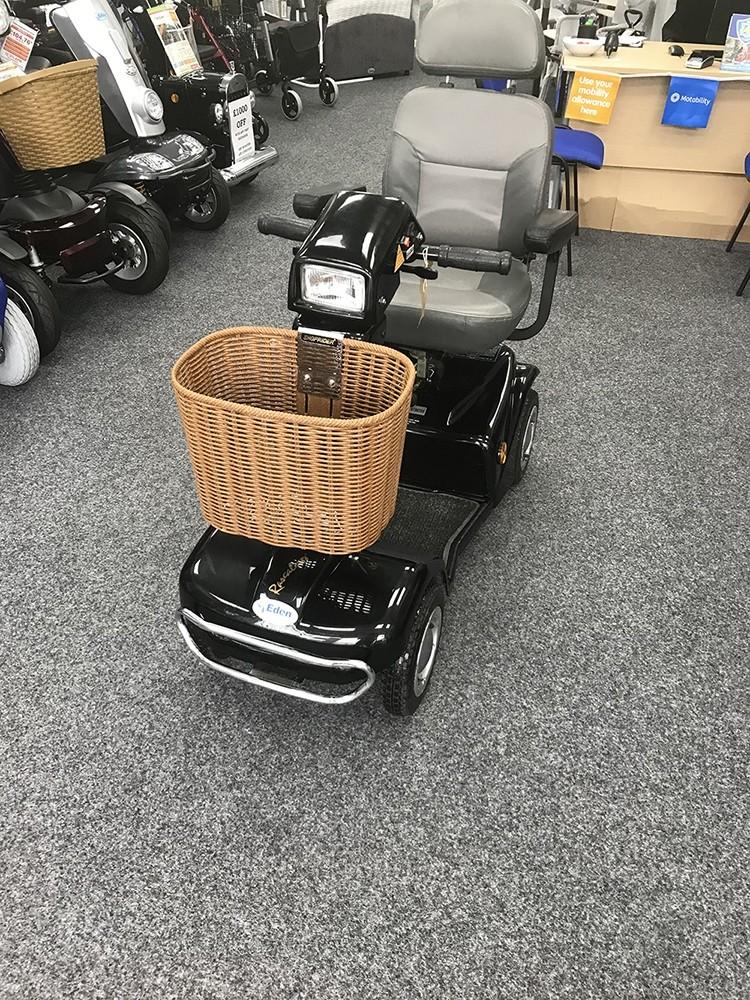 Rascal Scooter Black