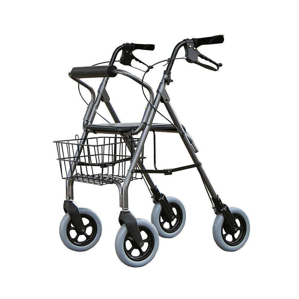 Care heavy duty rollator for Mobility walker