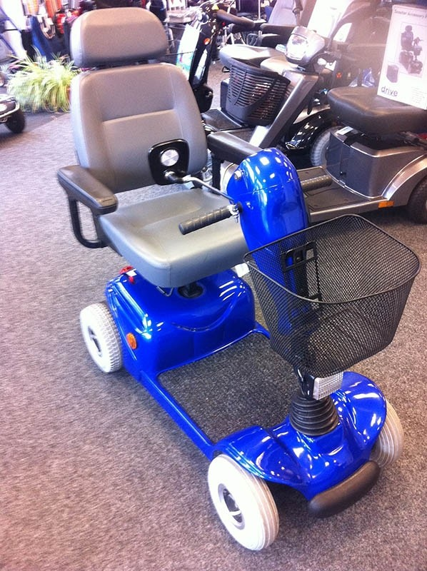 Midi 4d Blue