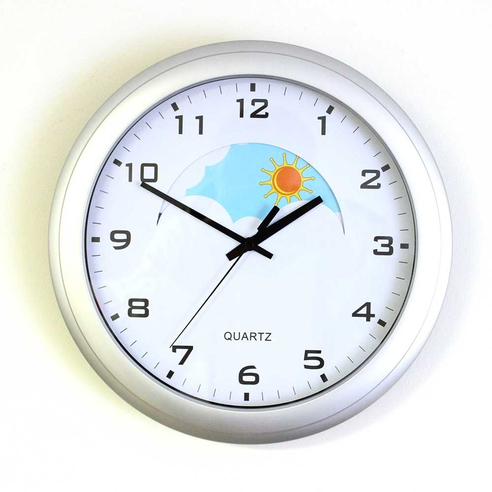 Day And Night Analogue Clock Dementia Care