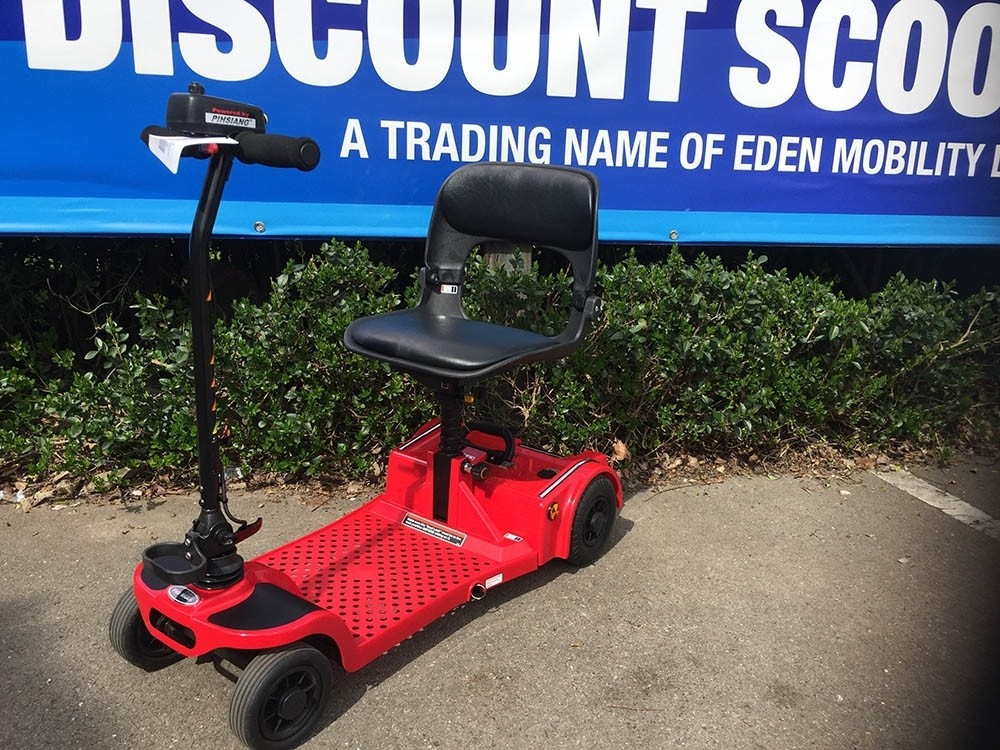 Pro Rider Easy Fold Scooter