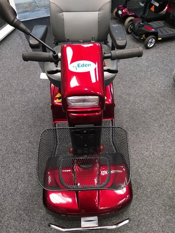 Rascal 388 Red