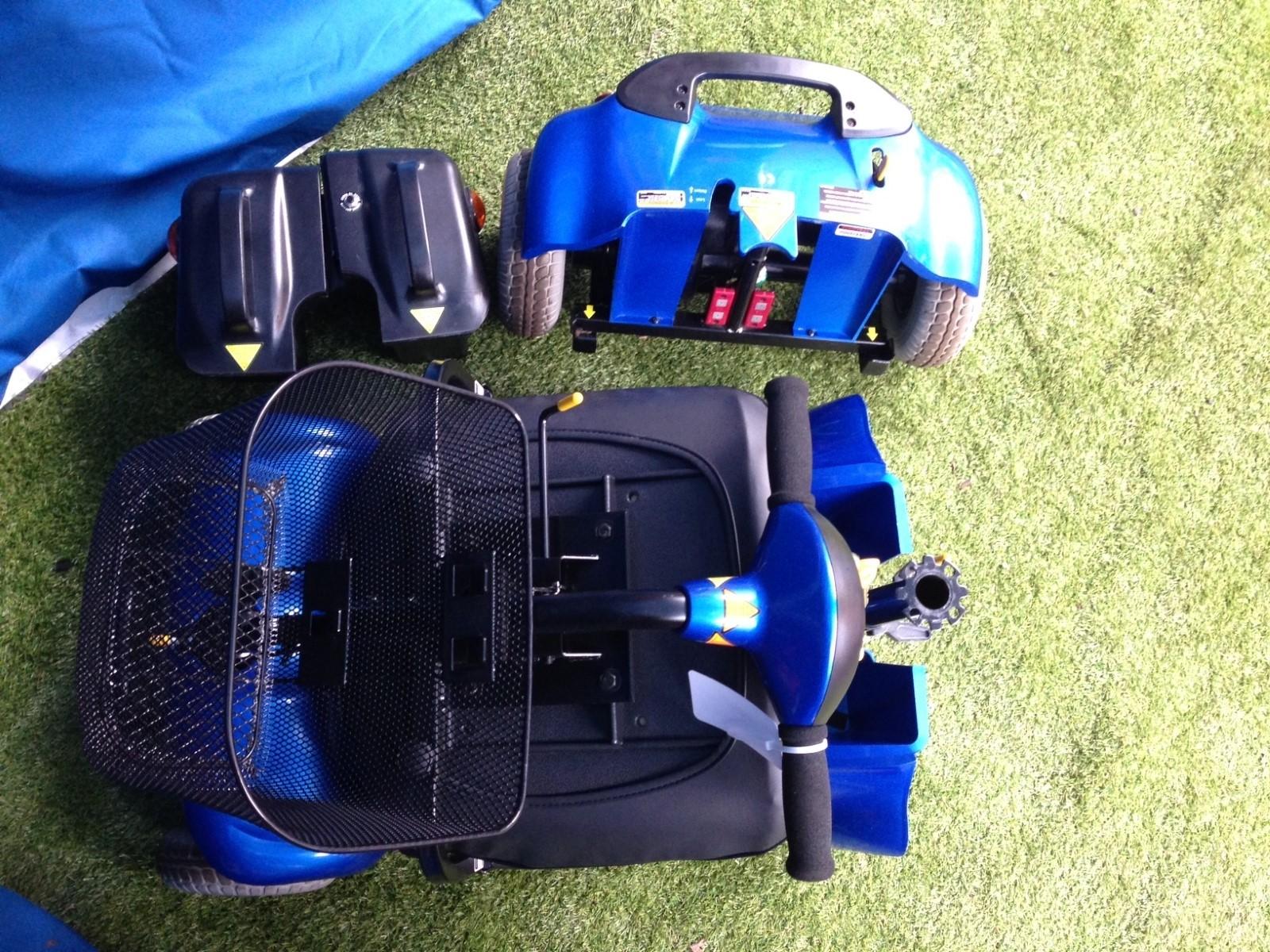 Bootmaster Elite Blue