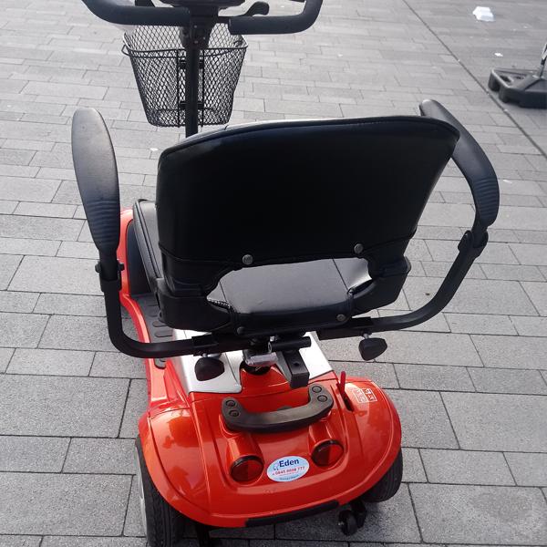 Boot Scooter Orange