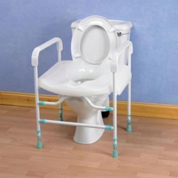 Toilet Surround & Frame