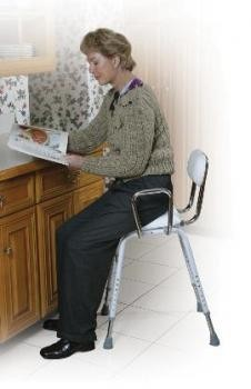 All Purpose Stool with Arms
