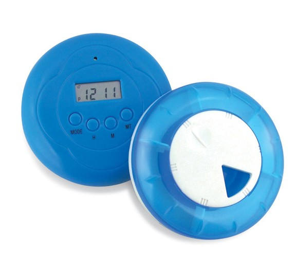 Audio/Vibration Alarm Pill Box